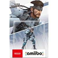 Nintendo amiibo Snake Ssb Series - Standard Edition
