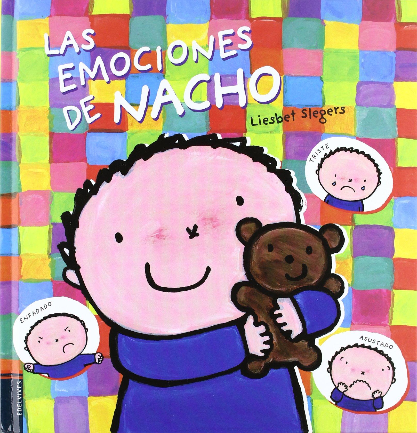 Las Emociones de Nacho, Colección Libros Moviles Edelvives Álbumes ...