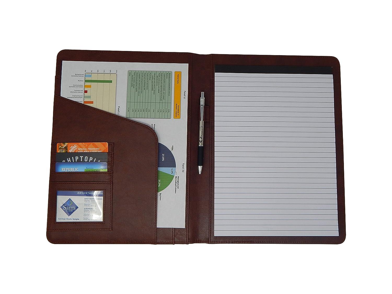 Amazon.com : Professional Business Padfolio / Portfolio Case ...