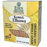 Eden Foods Organic Pasta Kamut Elbows 14 oz 396 g