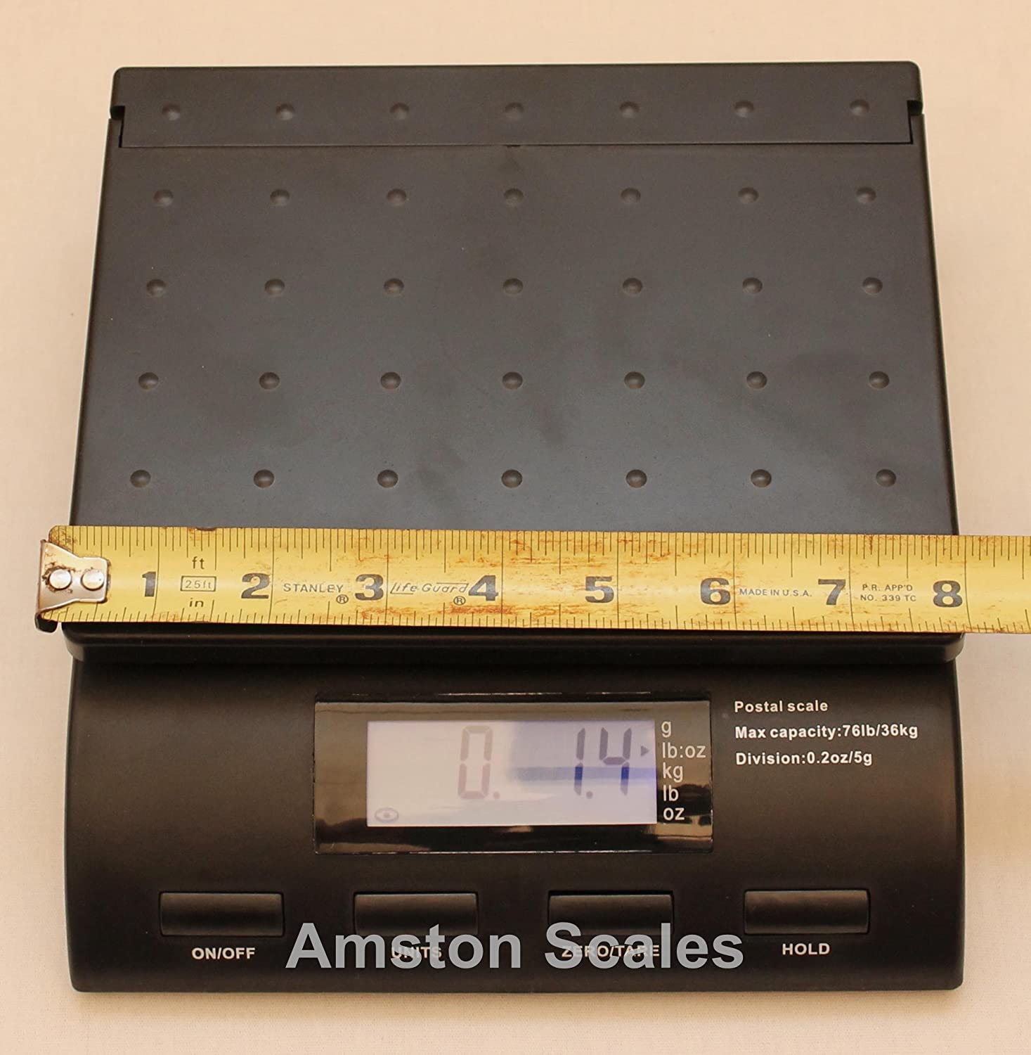 56 LB x 0.2 OZ Digital Postal Postage Shipping Scale Mail USPS UPS FEDEX Bench Package