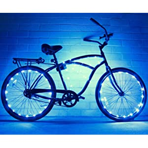 Wheel Lights Colorful Light Accessory