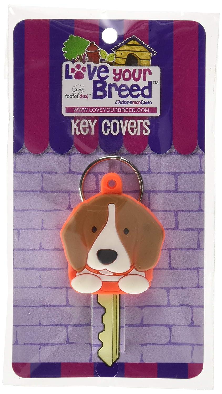 Love Your Breed Key Cover Mediumaltese