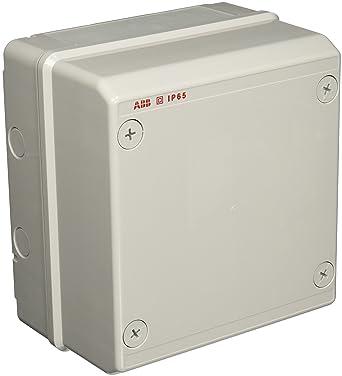 Abb-entrelec europa - Caja derivación ip65 205x220x140 12.808 ...
