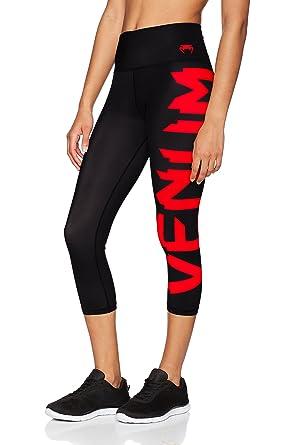 bca43452aecc3 Venum Women's Giant Crop Leggings: Amazon.co.uk: Clothing