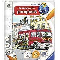 Ravensburger Je découvre Pompiers Tiptoi, 00694