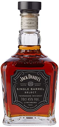 9605cfadb4f Image Unavailable. Image not available for. Colour: Jack Daniel's Single  Barrel Select Tennessee Whiskey, 70 cl