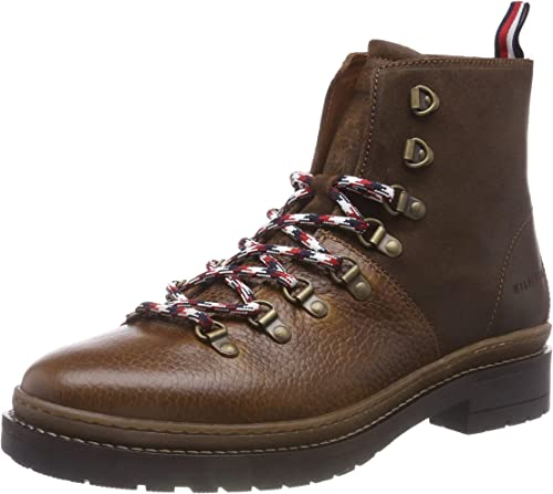 Bottes Rangers Homme Tommy Hilfiger Elevated Outdoor Hiking Boot