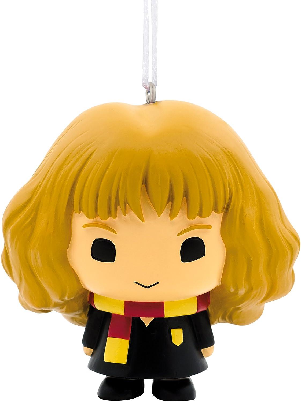 Hallmark Warner Bros Multicolor Harry Potter Hermione Granger Christmas Ornaments