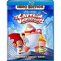 Captain Underpants (Blu-ray + DVD + Digital)