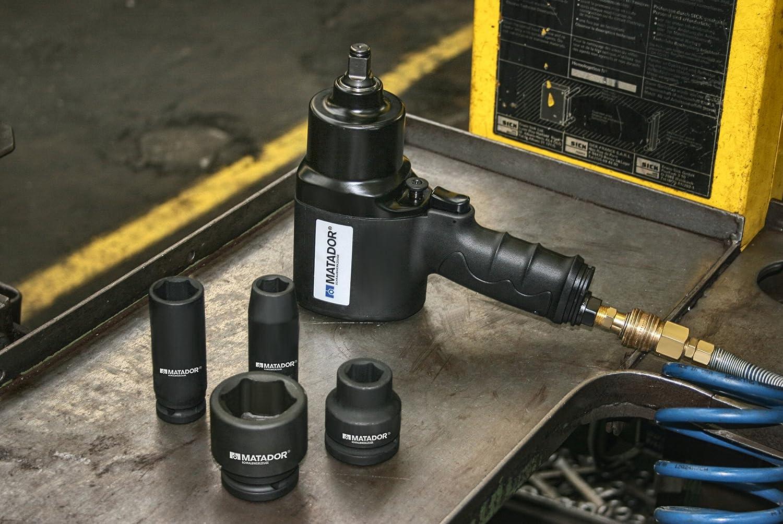 36 mm 7575 0360 Matador Kraft-Steckschl/üsseleinsatz 20-3//4