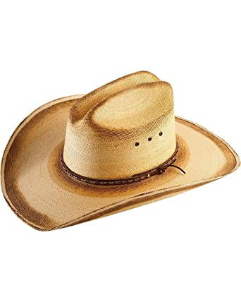 8e1d42aba2e Jason Aldean Men s Georgia Boy Palm Leaf Cowboy Hat - Rs16jafb41 ...