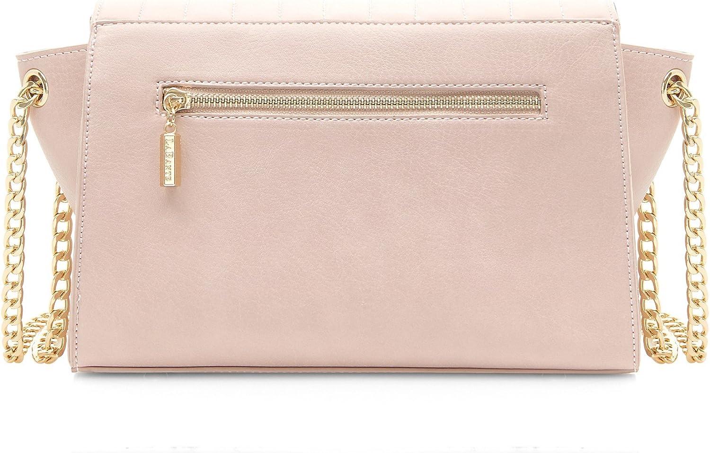 Handbag Small Bag Kensington LaBante London Cross Body Bag for Women Over Shoulder Bags for Women PU Vegan Leather