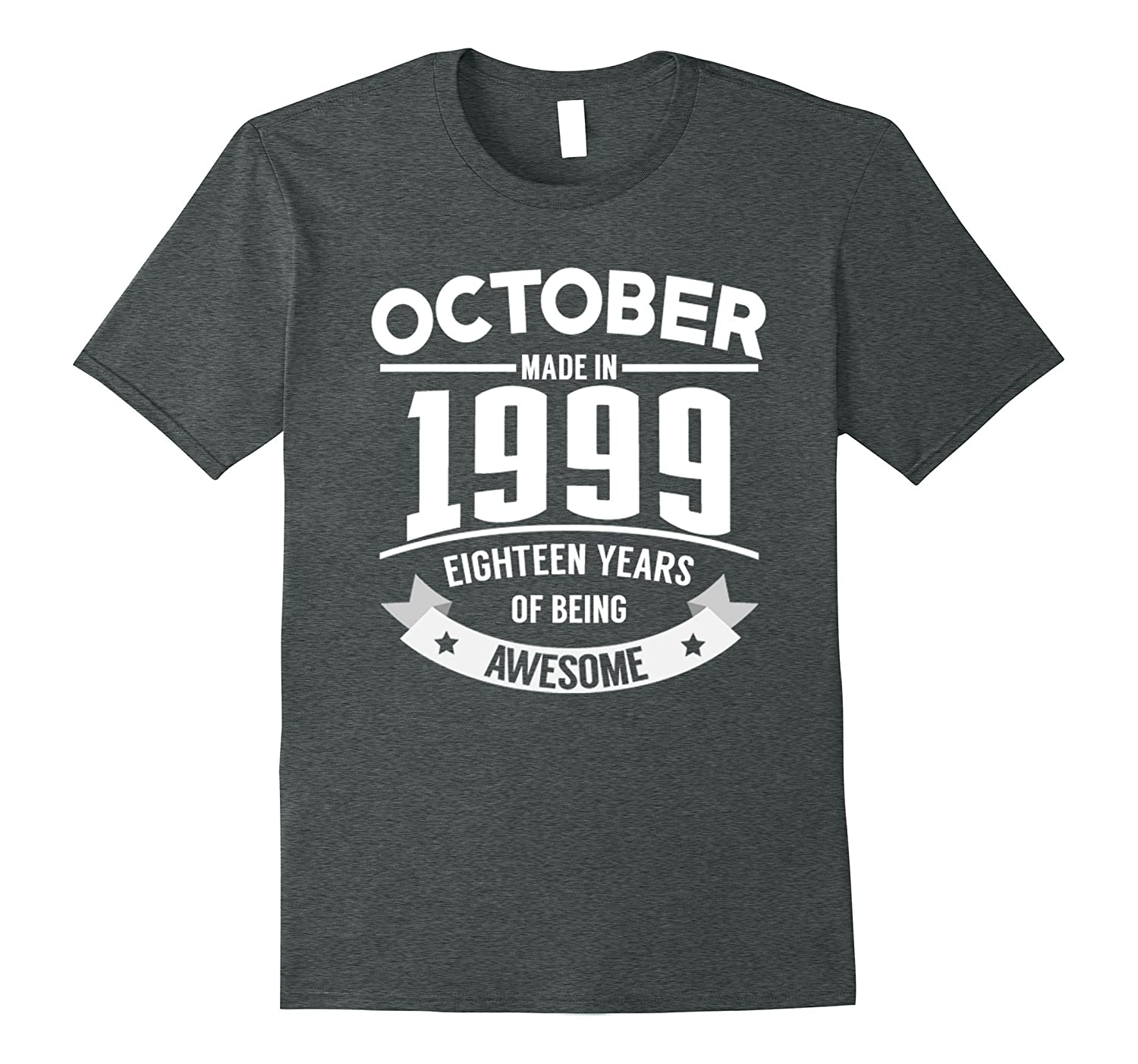 18th Birthday Awesome Funny Gifts T-Shirt
