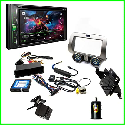 PAC RPK5-GM4101 Chevrolet Camaro Integrated Radio Replacement Kit 2010-15  (with Pioneer Radio Package)