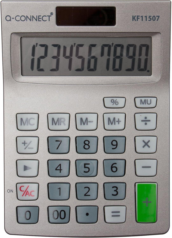 Calculadora de mesa de 10 dígitos.: Amazon.es: Oficina y papelería