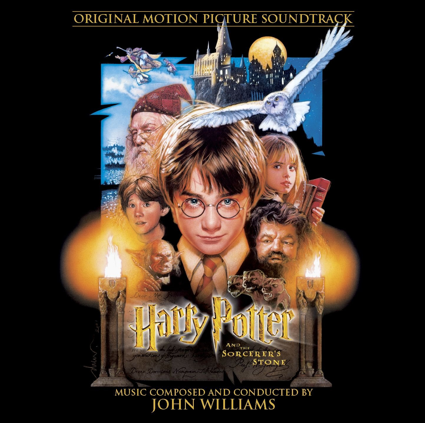 Harry Potter & the Sorcerers: Soundtrack : Amazon.es: Música