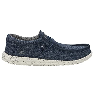 30f3f8183 Amazon.com | Hey Dude Shoes Men's Wally Sox Micro Shoe | Loafers ...