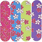 Girlie Mini Emery Boards (1 Dozen) Bulk By Fun Express