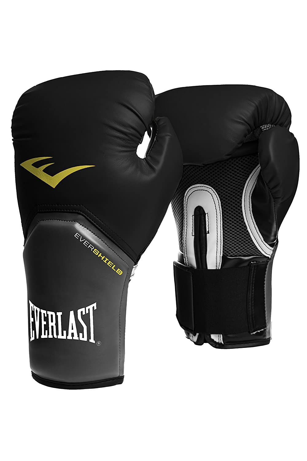 Everlast BK Guante de boxeo elite color negro