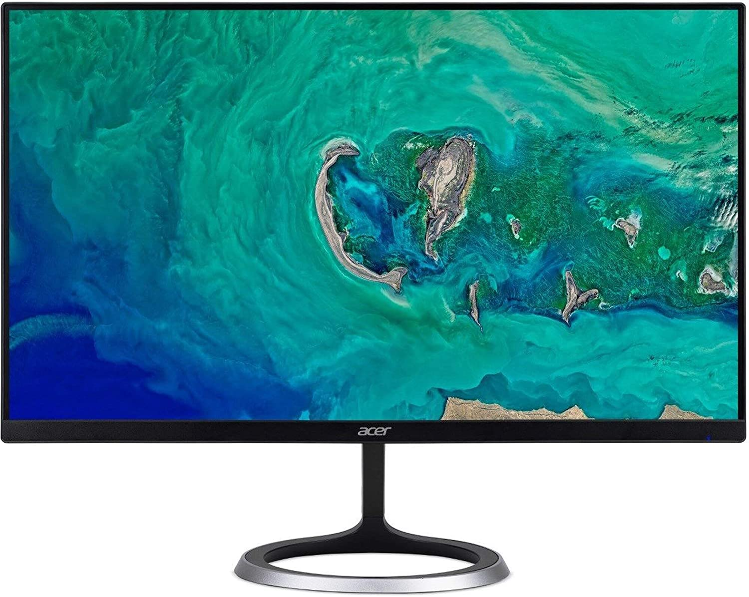 Acer ED246Y 23.8-Inch HDMI VGA (1920 x 1080) Widescreen Monitor, Black