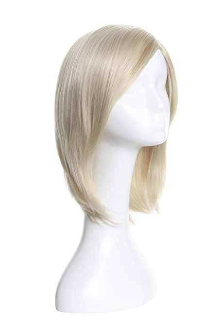 American Dream Caroline parte monofilamento, sintético peluca, Rubio plat