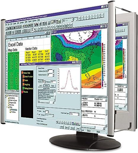 Kantek MAXVIEW - Filtro de Lupa para Monitor LCD (medido en Diagonal) (MAG17L): Amazon.es: Informática