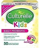 Culturelle 儿童每日益生菌包 膳食补充剂   50包