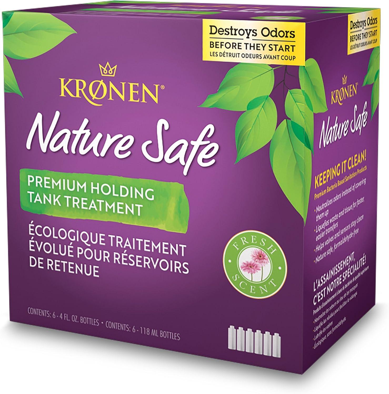 Kronen Holding Tank Treatment - 4 oz. Six Pack PT#KHT000