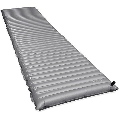 Therm-a-Rest NeoAir XTherm MAX - colchones hinchables (Gris, Nylon, Nylon, Nylon)