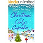 Christmas at Carly's Cupcakes: A wonderfully uplifting festive read (Christmas on Castle Street Book 2)