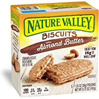 12Pk Nature Valley Almond Butter Biscuits