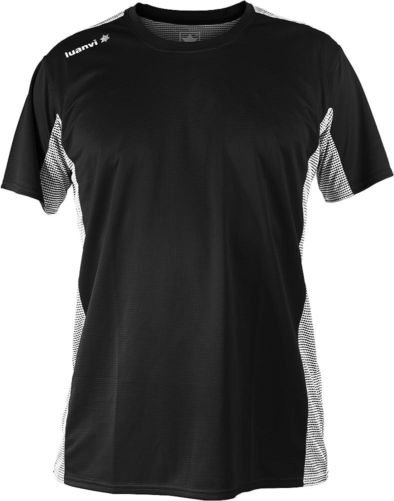 Luanvi Nocaut Plus CRO Pack de 5 Camisetas, Hombre, Negro, 3XS ...