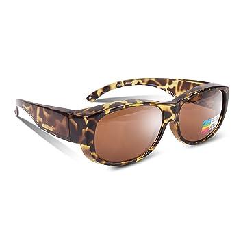 EWIN O02 Polarizado Sobre los vidrios, Gafas de Sol de Fitover de la Prescripción Estilos Unisex para Conducir, la Pesca del Ciclo y Todas Las ...