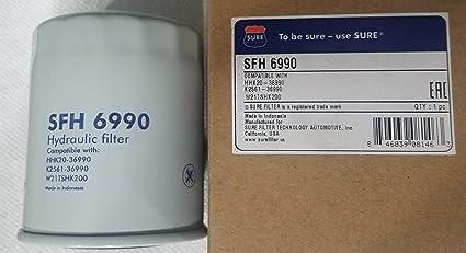 Amazon.com: Kubota hhk20 – 36990 columna de agua filtro de ...