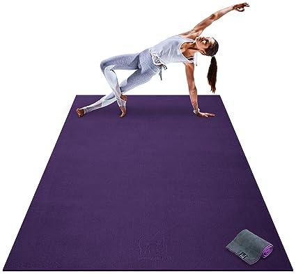 Alfombrilla de yoga grande de alta calidad - 7 x 5 x 8 mm ...