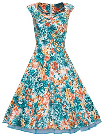Print Short Bridesmaid Dresses Chiffon for Wedding Party Dress Medium Floral