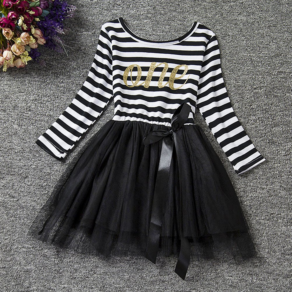 c4771114d IBTOM CASTLE Newborn Baby Infant Toddler Girl Princess Long Sleeve ...