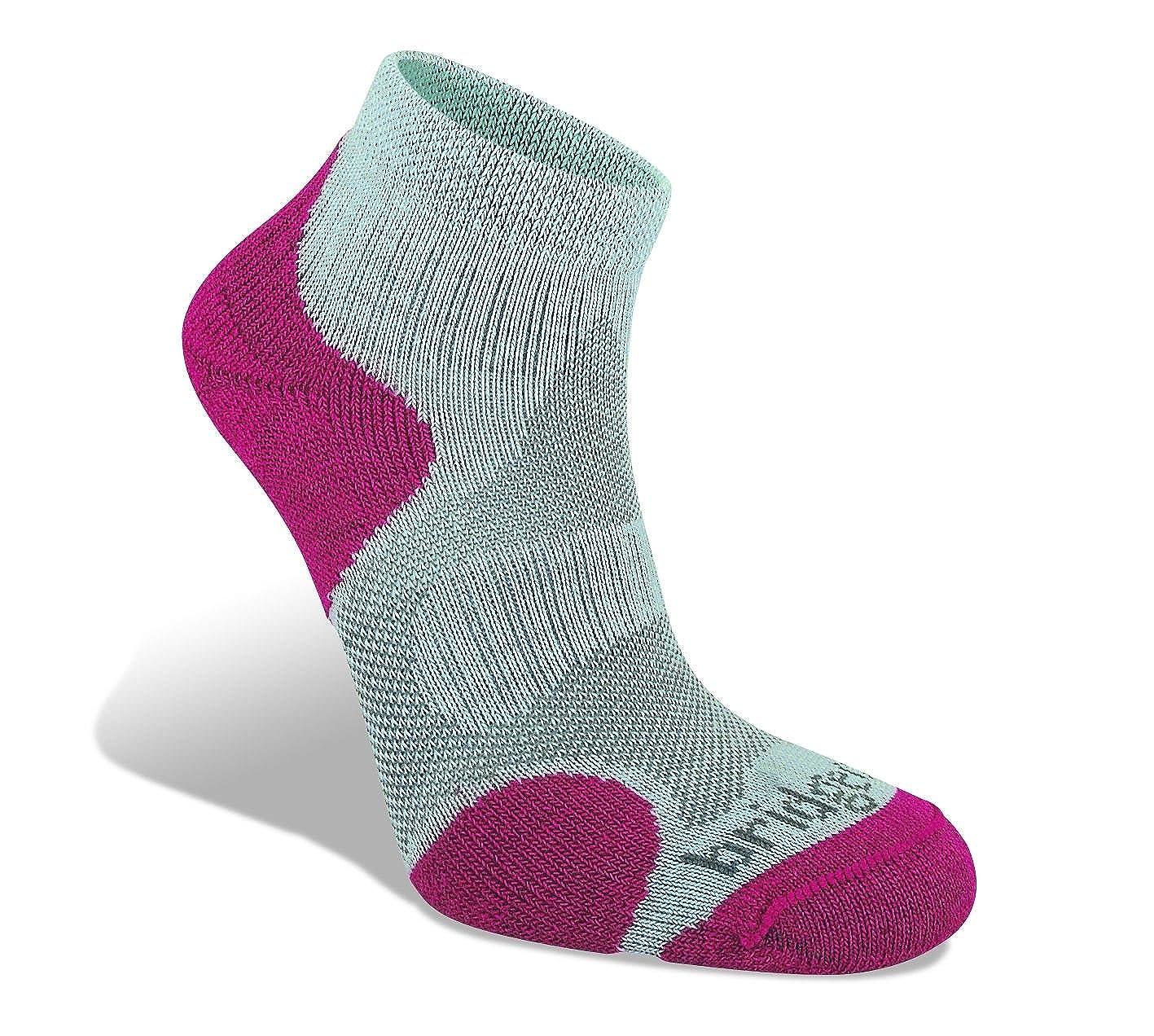 Bridgedale Cool Fusion Patines de Patinaje sobre Hielo para Mujer Calcetines Deportivos para Mujer