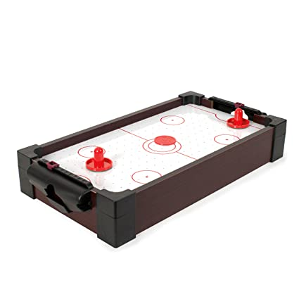 Amazon Com Tabletop Air Hockey Toys Games