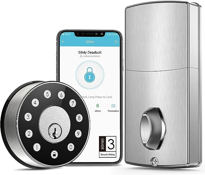 Top 10 Remote Door Locks For Home