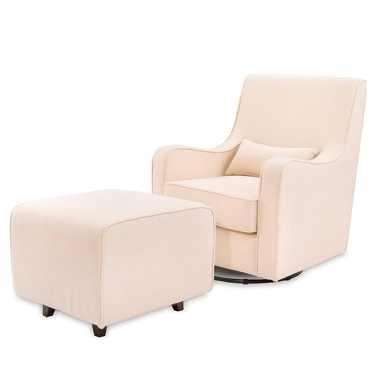 The NEW Hush Hush 360 Swivel Glider Rocking Nursing Chair in