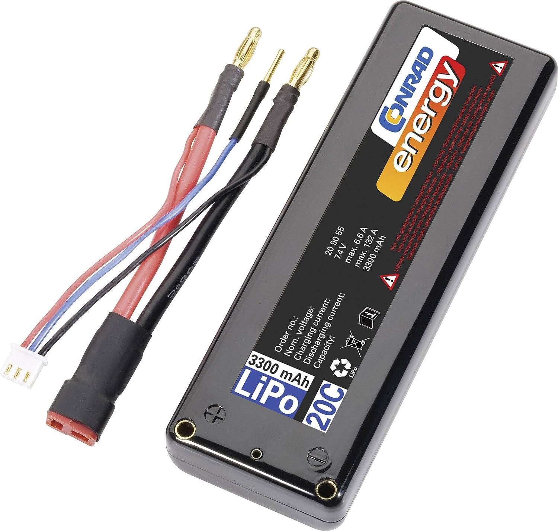 Envío y cambio gratis. Lipo Lipo Lipo Racing Pack 7,4 V 3300 mAh 20 C  venta