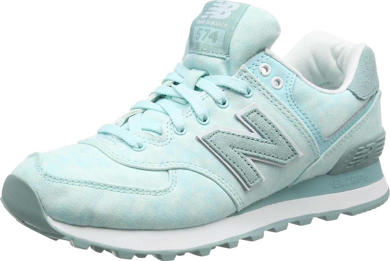 New Balance WL574SW - Zapatillas para Mujer: Amazon.es: Zapatos y ...