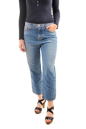 J BRAND Mujer Jeans Estilo 1265O271 Ace Valparaiso Color Azul Talla W29