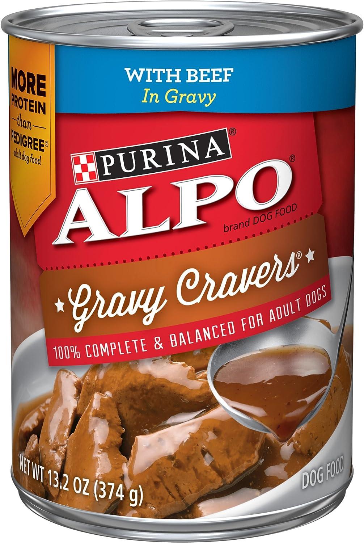 Purina ALPO Gravy Cravers...