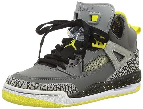 6aa80fcb303d Nike Jordan Spizike, Scarpe da Basket Unisex-Bambino, Grigio (Grau (Cl