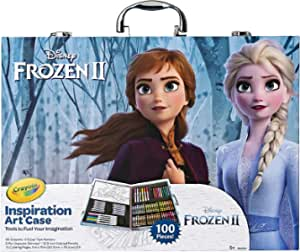 Crayola 04-0594 Frozen 2 Inspiration Art Case, Multi
