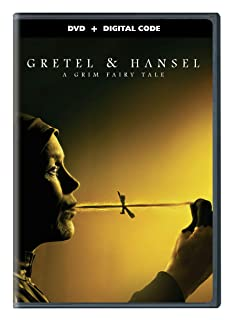 Book Cover: Gretel & Hansel
