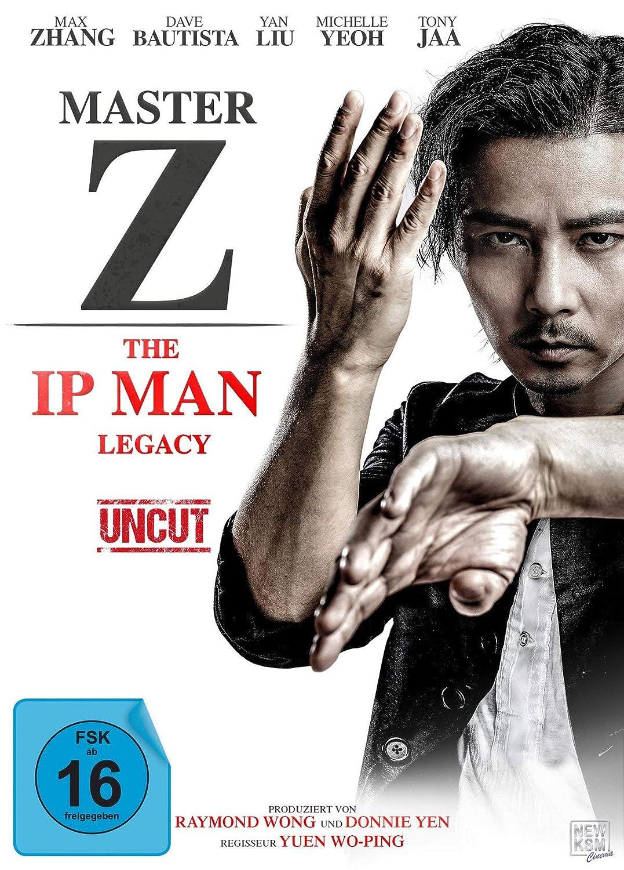 Master Z: The Ip Man Legacy [Alemania] [DVD]